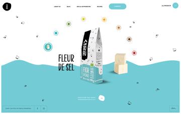 I Like Tofu Web Design