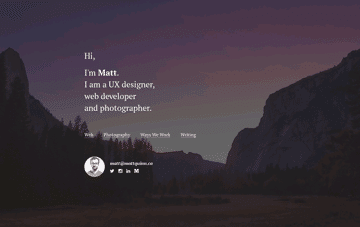 Matt Quinn Web Design