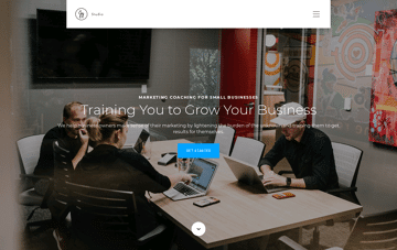 Tulsa Branding and Web Design - Jon Grogan Studio Web Design