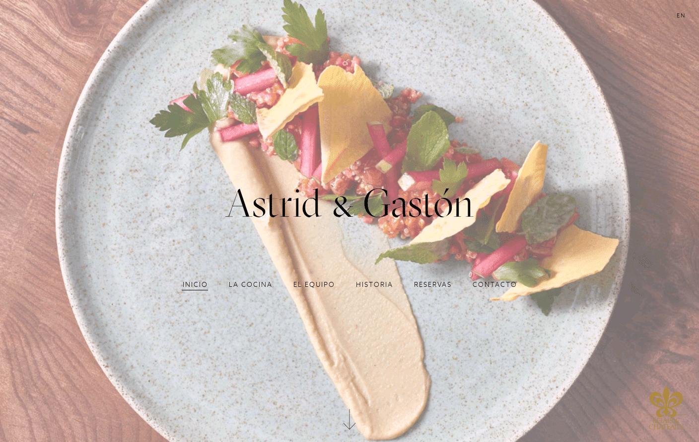 Astrid & Gastón