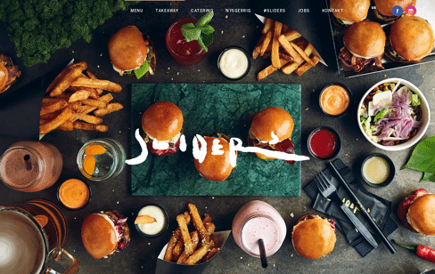 SLIDERS Web Design