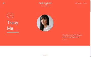 The Caret Web Design