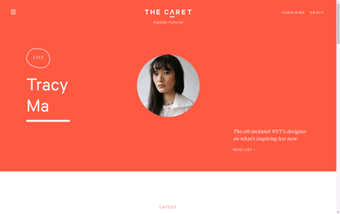 The Caret Web Design