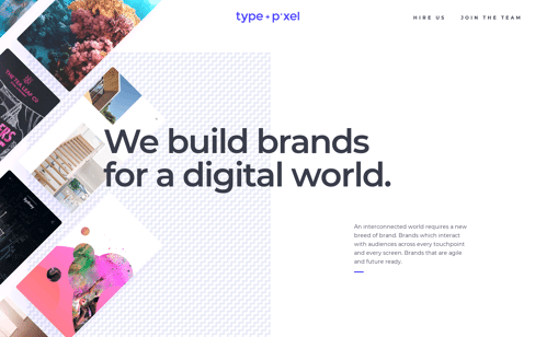 Type And Pixel Web Design