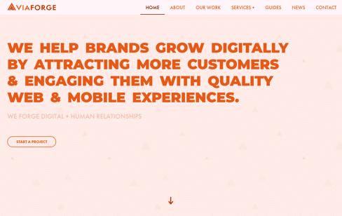 ViaForge Web Design