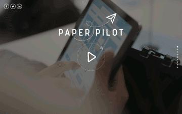 Paper Pilot Web Design
