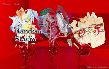 Random Studio Web Design