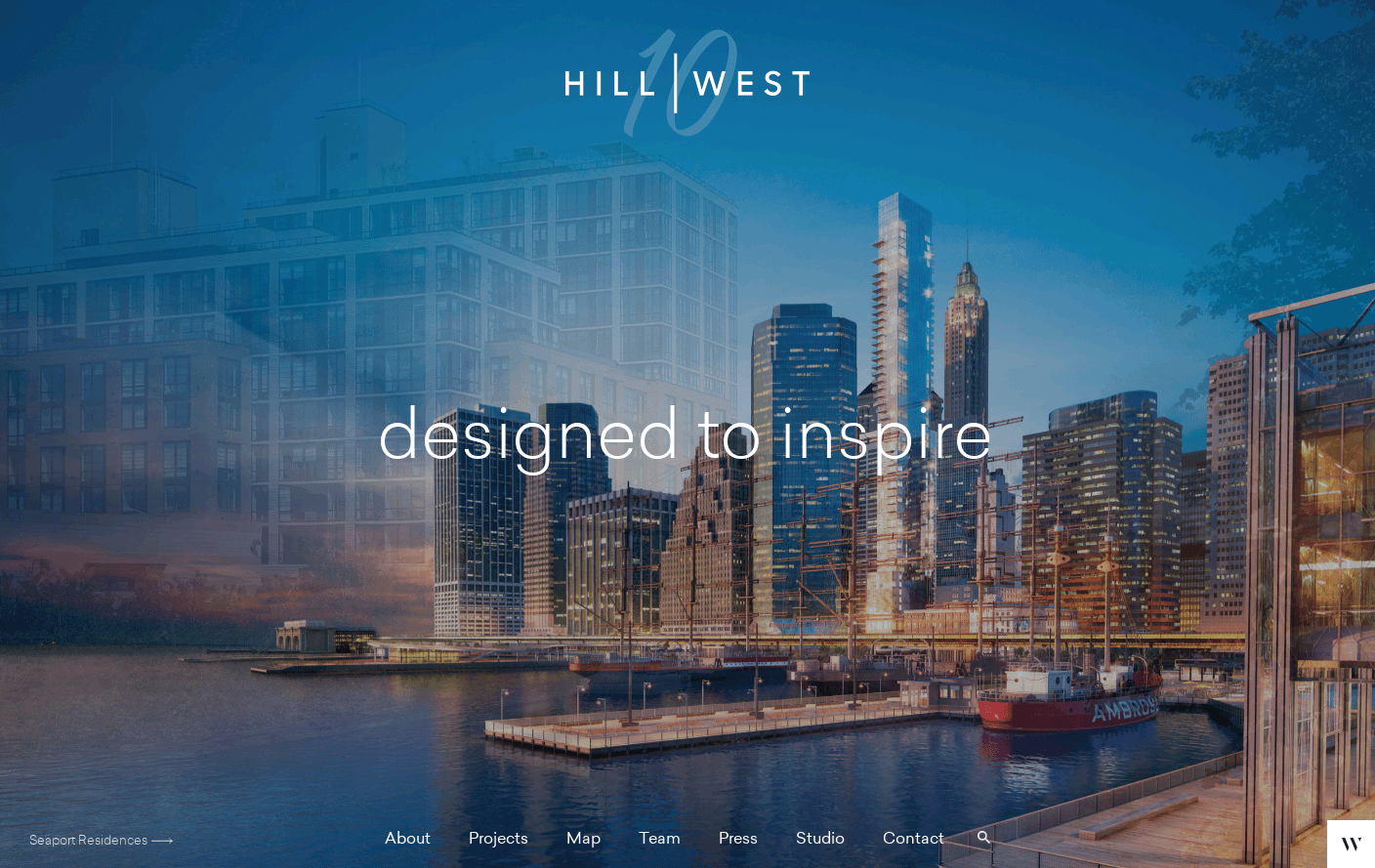 Hill | West