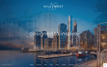 Hill | West Web Design