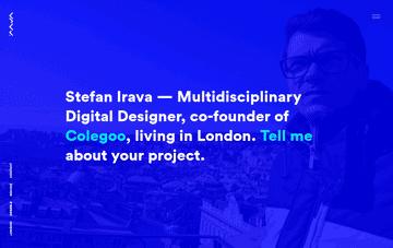Stefan Irava Web Design