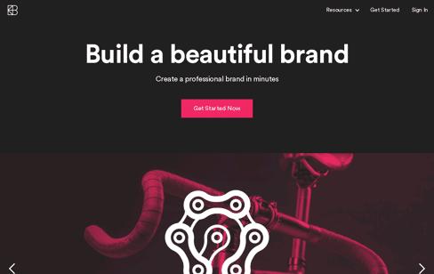 Emblem. Web Design