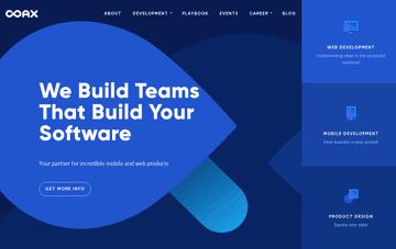 COAX Web Design