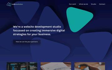 Code Resolution Web Design