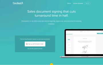 Docksketch Web Design