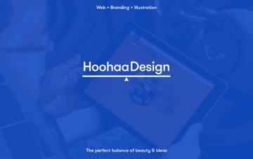 HoohaaDesign Web Design