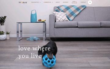 Inhaus Web Design