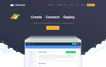 RunCloud Web Design