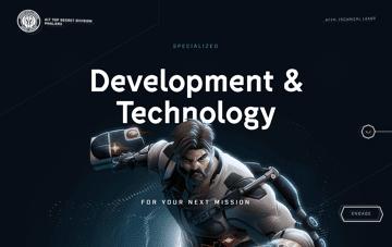 PHALANX Web Design