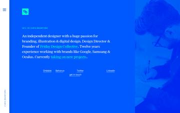 Chris Bramford Web Design