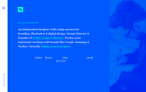Chris Bramford Web Design