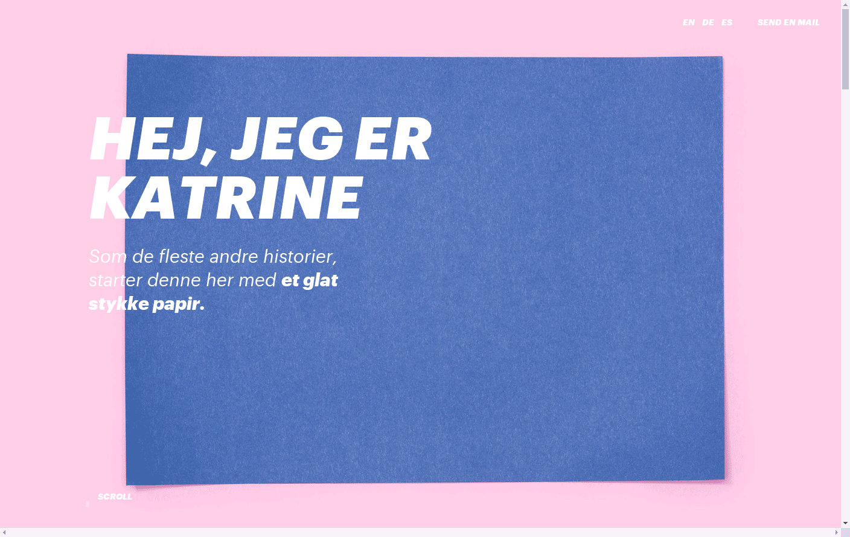 Katrine Mehl