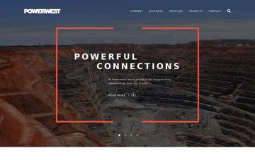 POWERWEST Web Design