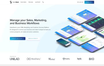 SalesSeek Web Design