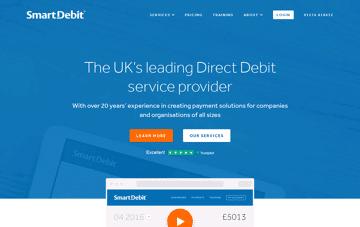 SmartDebit Web Design