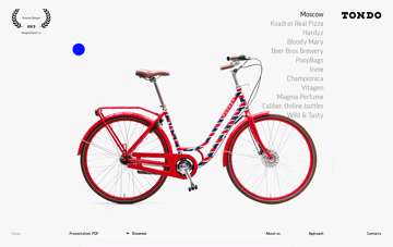 Tondo Design Web Design