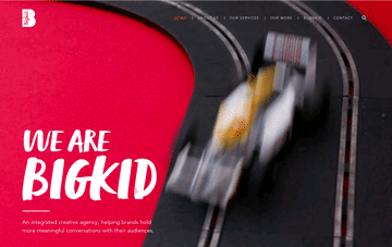 Bigkid Web Design