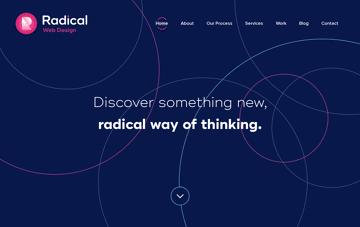 Radical Web Design Web Design