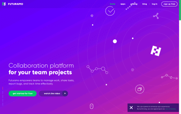 Futuramo Web Design