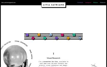 Livia Satriano Web Design