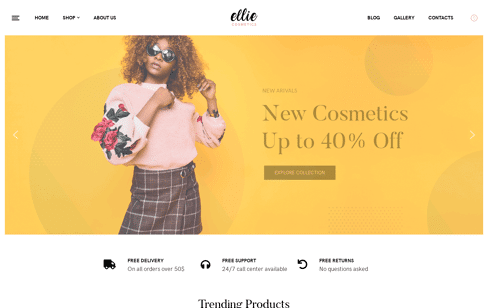 ELLIE Web Design