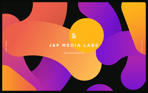 J&P Media Labs Web Design