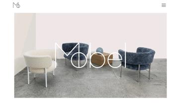 Møbel, furnitures Web Design