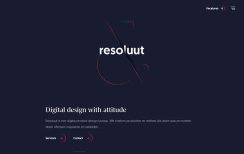 Resoluut Web Design