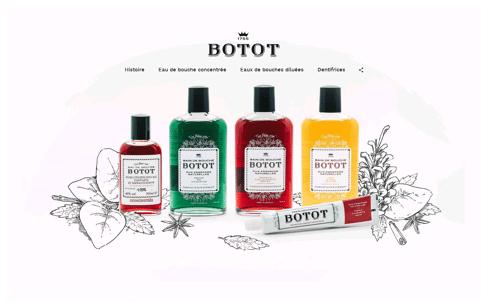 Botot  Web Design