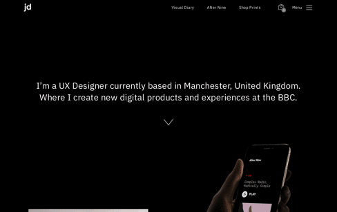 Josh Dring Web Design