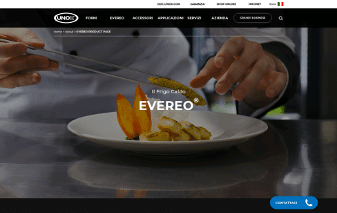 Evereo Web Design