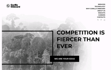 Gorilla Onbroad Web Design