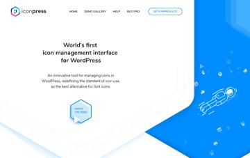 IconPress Web Design