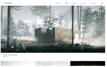 iddqd Studio Web Design