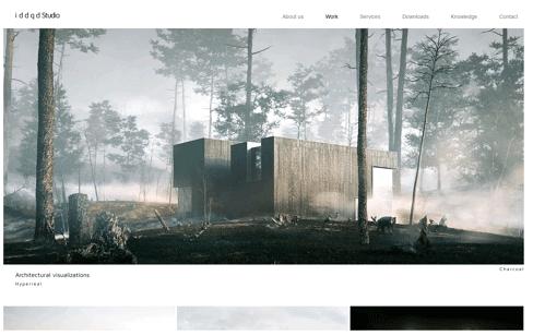 iddqd Studio Web Design