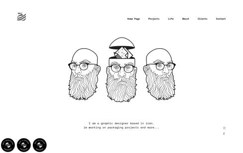 masoud rostami Web Design