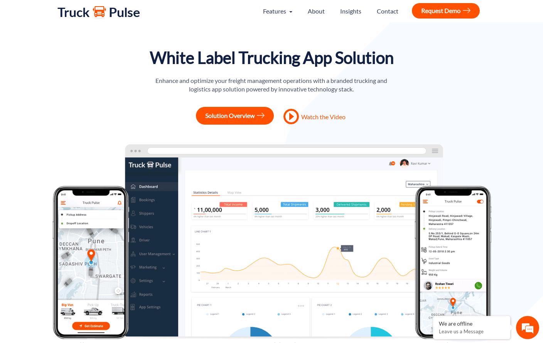 Truck Pulse