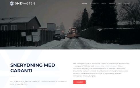 Snevagten Web Design