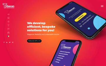 Thecon Web Design
