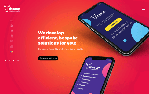Thecon Web Design
