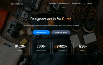 Designers.org Web Design